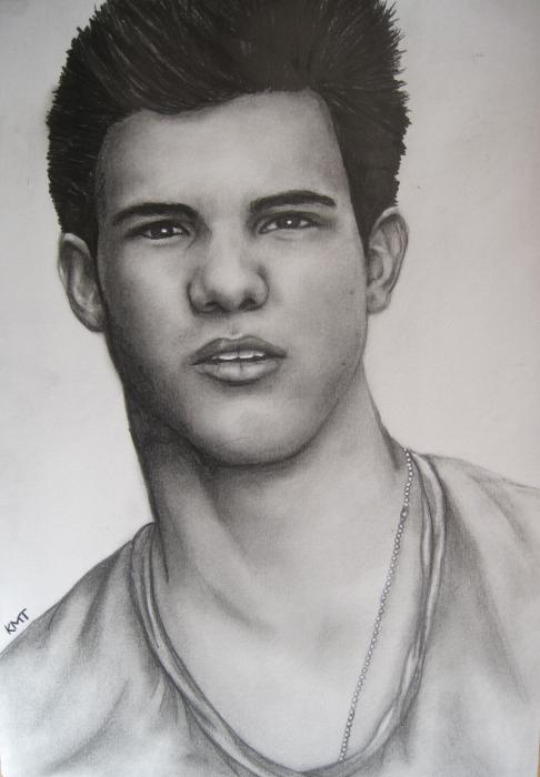 Taylor Lautner by Fiery-Sky